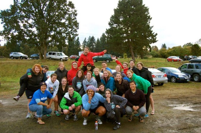 The WWU Flames Rugger Revelry